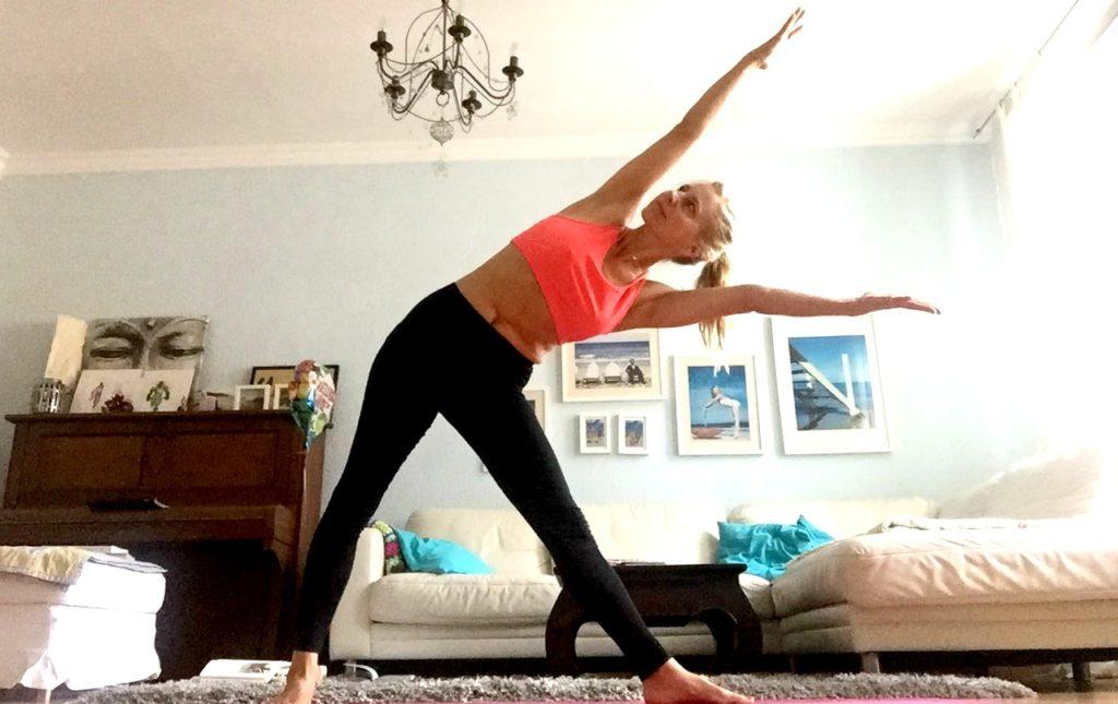 Yoga für den Bauch