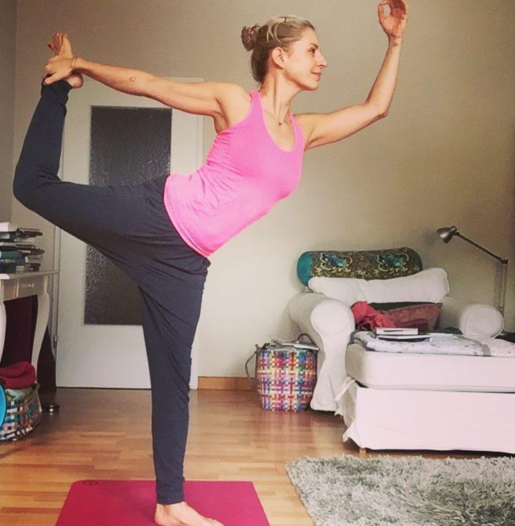 katze mag kein yoga