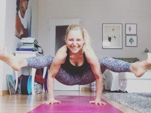 Happy Soul Yoga – wie du Kraft, Seele und Glück in deine Praxis bringst