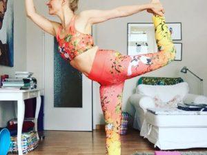 Yoga für ein gutes Körpergefühl