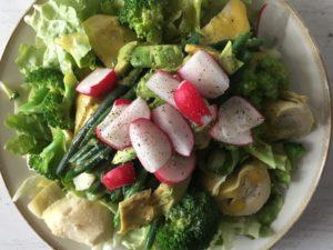 Lieblings – Sommersalat mit allem, was du brauchst!
