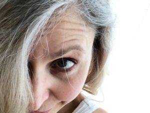 Graue Haare rauswachsen lassen – ein Zwischenfazit