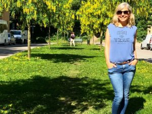 Glücklich in Stockholm