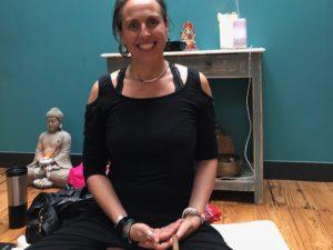 Buddhismus und Yoga  – ein Interview mit Katchie Ananda