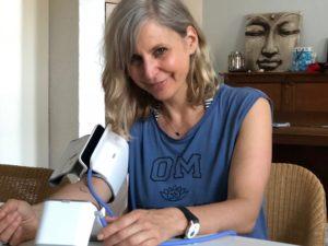 Blutdruck messen – mein Fazit zum Braun ActivScan™ 9 (Werbung)