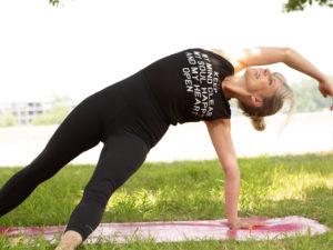 Gute Laune Yoga